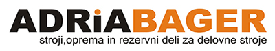Adriabager – stroji, rezervni deli in oprema za delovne stroje